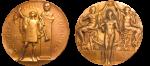 1912 Stockholm Winner's Medals, 1912 Stockholm Prize Medals
