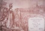 1920 Antwerp Olympic Diploma