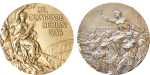 1936 Berlin Summer Winner's Medal, 1936 Berlin Summer Prize Medals