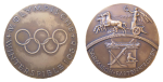1936 Garmisch Winter Winner's Medal, 1936 Garmisch Winter Prize Medals