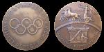 1936 Garmisch Winter Winner's Medal, 1936 Garmisch Winter Prize Medals