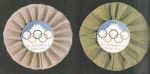 1940 Tokyo Olympic Badge