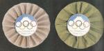 1940 Tokyo Olympic Badge