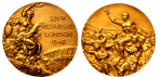 1948 London Summer Winner's Medal, 1948 London Summer Prize Medals