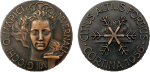 1956 Cortina Winter Winner's Medal, 1956 Cortina Winter Prize Medals