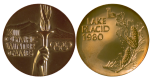 1980 Lake Placid Winter Winner's Medal, 1980 Lake Placid Winter Prize Medals