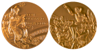 1984 Los Angeles Summer Winner's Medal, 1984 Los Angeles Summer Prize Medals