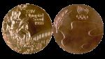1988 Seoul Summer Winner's Medal, 1988 Seoul Summer Prize Medals
