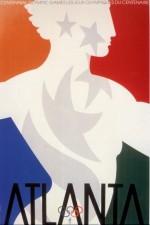1996 Atlanta Olympic Poster