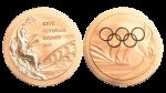 2000 Sydney Summer Winner's Medal, 2000 Sydney Summer Prize Medals
