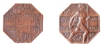 St. Louis Summer Olympics Participation Medal