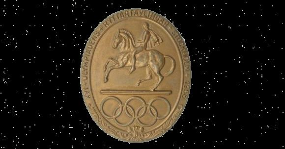 Stockholm Summer Olympics Participation Medal
