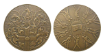 Melbourne Summer Olympics Participation Medal