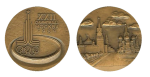 Moscow Summer Olympics Participation Medal